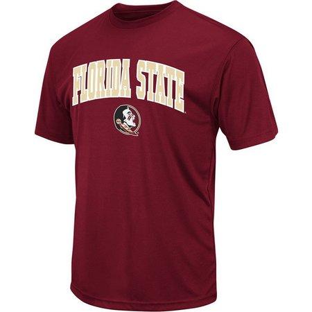 Florida State Mens Dual Blend Logo T-Shirt