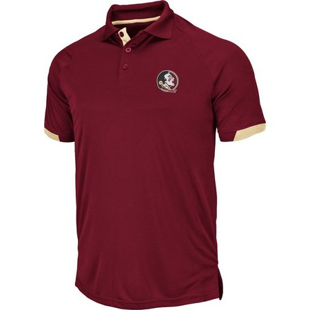 Florida State Mens Clubhouse Polo Shirt