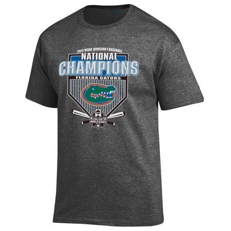 Florida Gators Mens NCAA National Champs T-Shirt