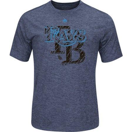 Tampa Bay Rays Mens Razor Edge T-Shirt