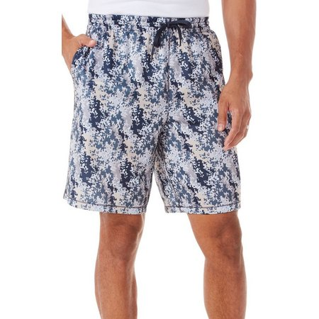 Southern Legends Mens Cryptic Camo Pull-On Shorts