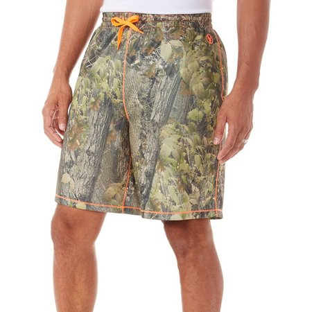 Southern Legends Mens Hickory Oak Pull-On Shorts
