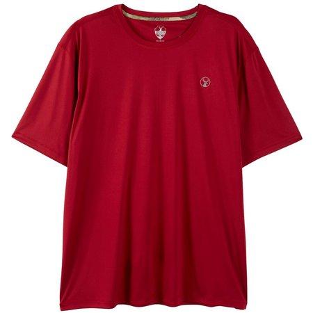 Southern Legends Mens Solid Short Sleeve T-Shirt