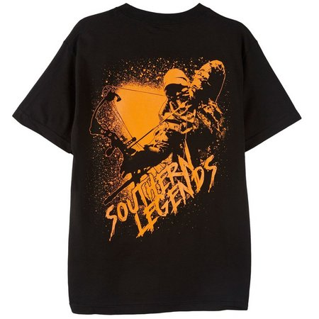 Southern Legends Mens Splatter Bow Hunter T-Shirt