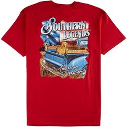 Southern Legends Mens Patriot Pick Up T-Shirt