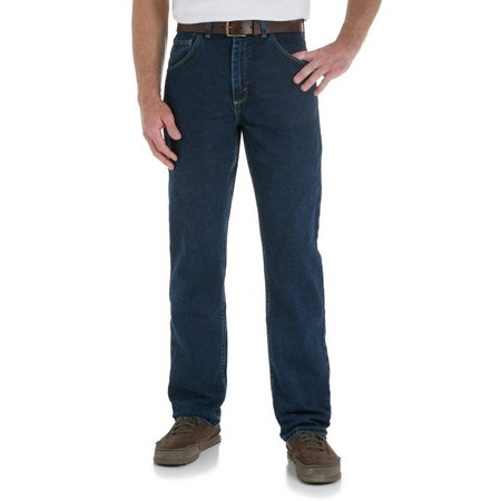 Genuine Wrangler Premium Denim Regular Fit Jeans