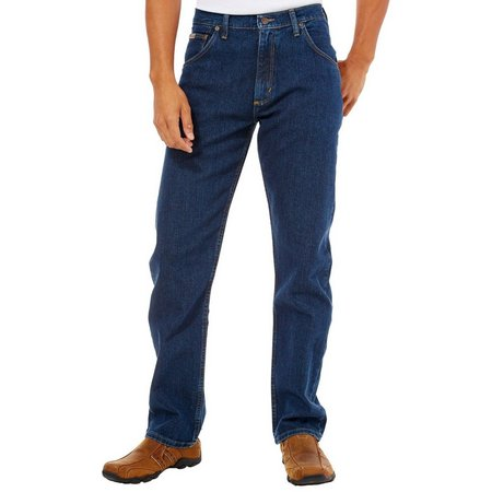 Genuine Wrangler Mens Advanced Comfort Jeans