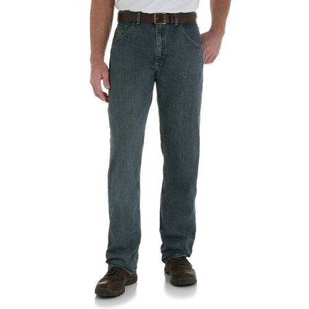 Genuine Wrangler Loose Fit Jeans
