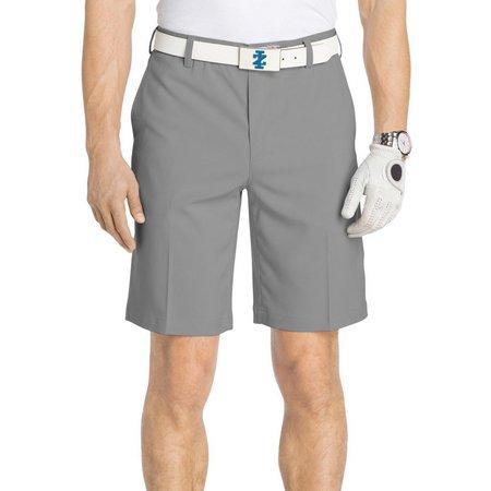 IZOD Golf Mens Micro Fit Flex Golf Shorts