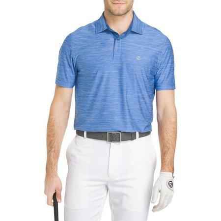IZOD Golf Mens Title Holder Swingflex Polo Shirt
