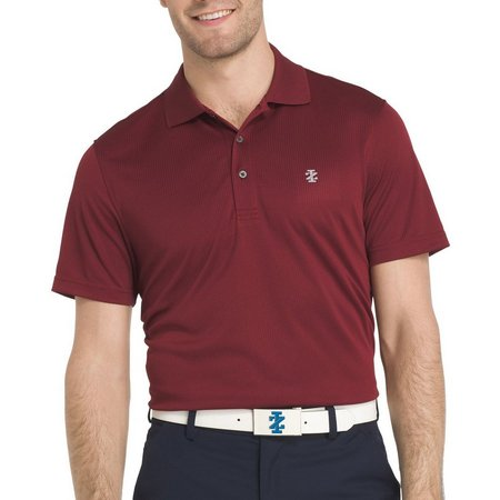 IZOD Golf Mens Swingflex Performance Polo Shirt