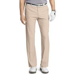 IZOD Golf Mens Straight Fit Performance Golf Pants