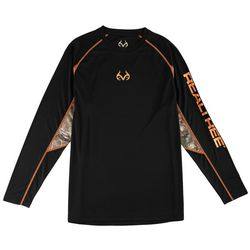 Realtree Mens First Watch Long Sleeve T-Shirt
