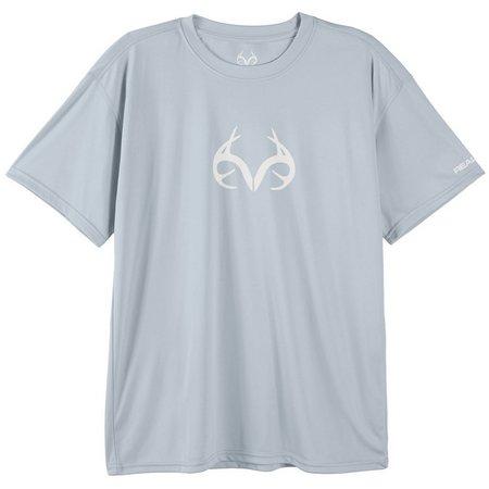 Realtree Mens Real Buck T-Shirt