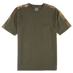New! Realtree Mens Moutain Run T-Shirt