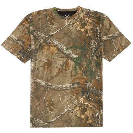 Realtree Mens Xtra T-Shirt