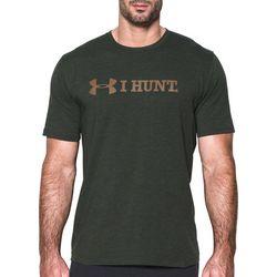 Under Armour Mens I Hunt T-Shirt