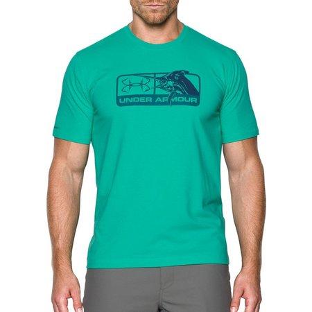 Under Armour Mens Marlin Pill T-Shirt