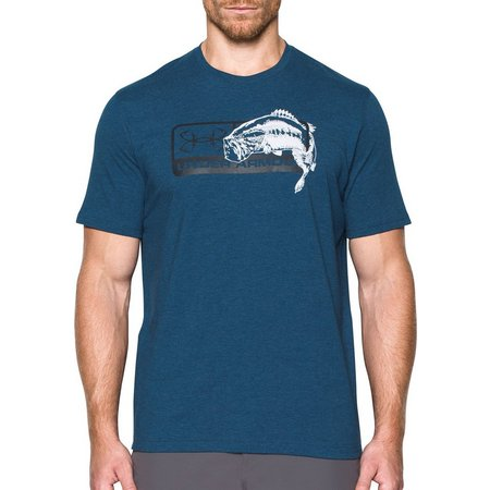 Under Armour Mens Bass Pill T-Shirt