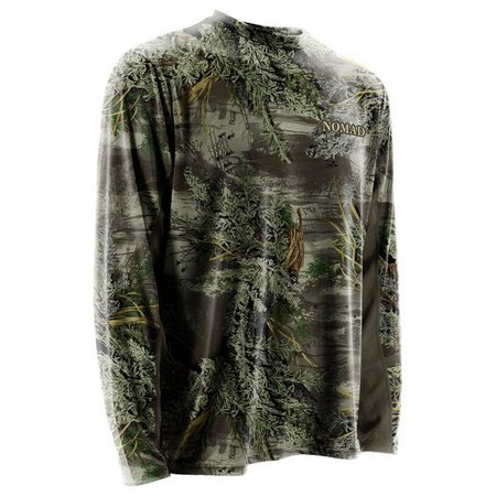 Nomad Mens Real Tree Max Cooling T-Shirt