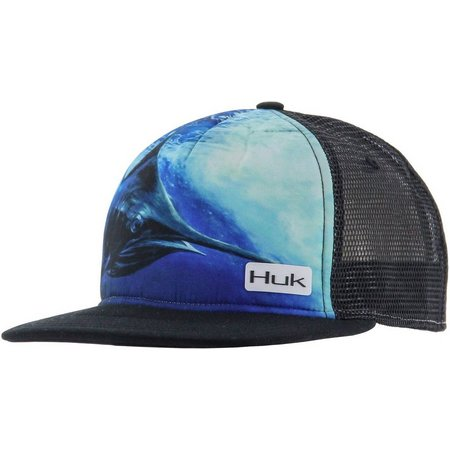 Huk Mens KC Scott Northdrop Hat
