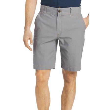 G.H. Bass Mens Canvas Terrain Shorts