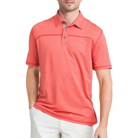 G.H. Bass Mens Explorer Performance Polo Shirt