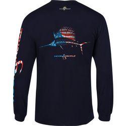 Hook and Tackle Mens American Sailfish T-Shirt