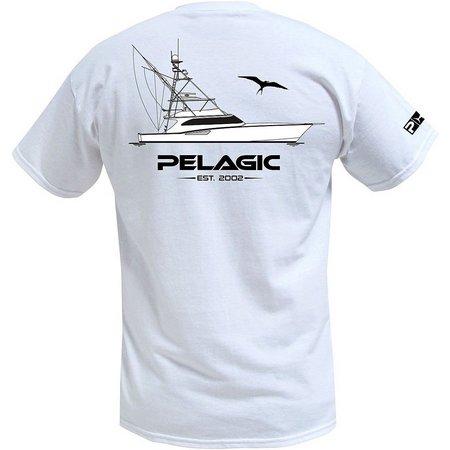 PELAGIC Mens Twin Diesel T-Shirt