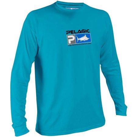 PELAGIC Long Sleeve Aquateck Shirt