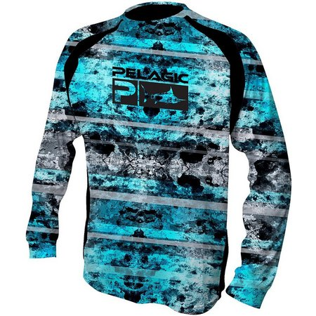 PELAGIC Long Sleeve Vaportek Shirt