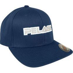 PELAGIC Mens Logo Flexfit Hat