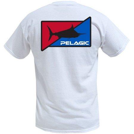 PELAGIC Mens Marlin Angle T-Shirt