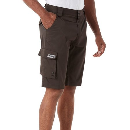 PELAGIC Mens Dry-Flex Hybrid Shorts
