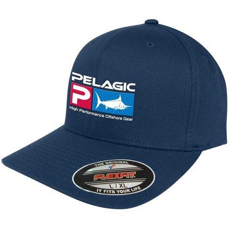 PELAGIC Mens Deluxe Logo Hat
