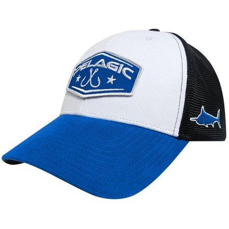 PELAGIC Mens Diamond Hat