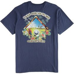 Margaritaville Mens Talk Birdie To Me T-Shirt