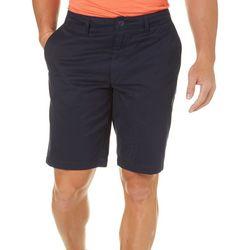 Caribbean Joe Mens Flat Front Shorts