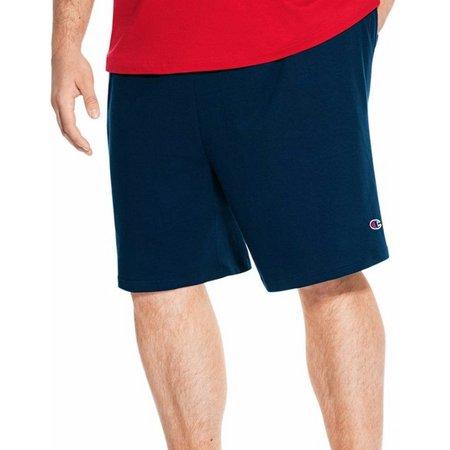 Champion Mens Big & Tall Jersey Shorts