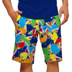 Loudmouth Mens Cocktail Party Golf Shorts