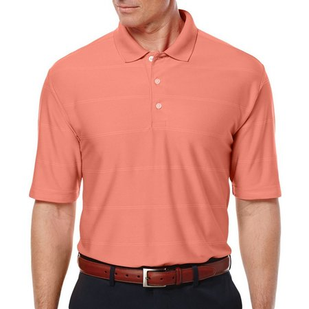 New! Jack Nicklaus Mens Golf Ottoman Solid Polo