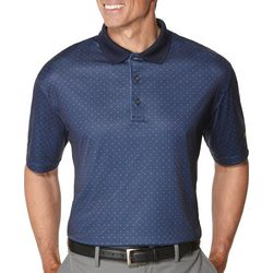 Jack Nicklaus Mens Fancy Knit Polo Shirt