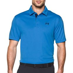 Under Armour Mens Performance Tech Polo Shirt