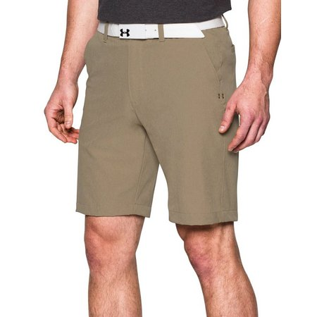 Under Armour Mens Golf Mens Punch Shot Shorts