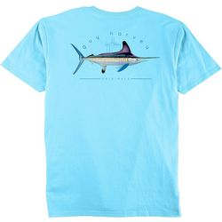 Guy Harvey Mens Short Sleeve Clipper T-Shirt