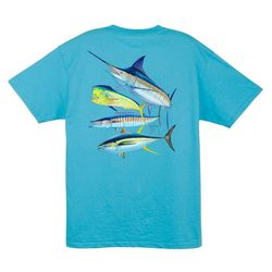 Guy Harvey Foursome Offshore T-Shirt