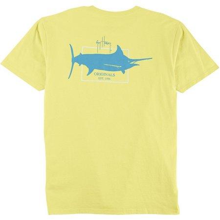 Guy Harvey Mens Marlin T-Shirt