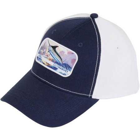 Guy Harvey Mens Omats Hat