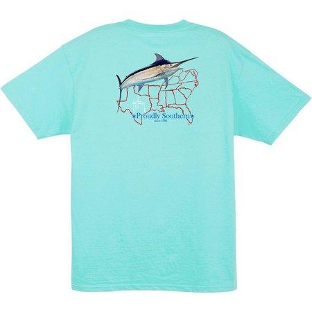 Guy Harvey Mens Pride T-Shirt