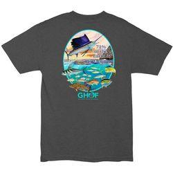 Guy Harvey Mens Ocean Wide T-Shirt